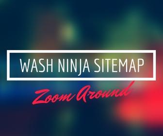 sitemap-wash-ninja