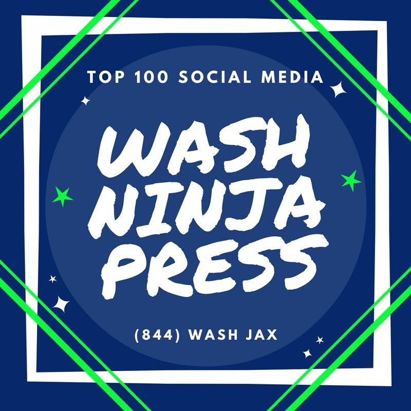 Wash Ninja Green Friendly Detailing Top 100 Twitter